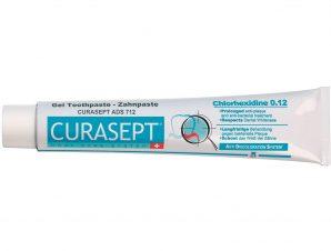 Curasept ADS 712 Οδοντόκρεμα για Εντατική Δράση Κατά της Πλάκας 75ml