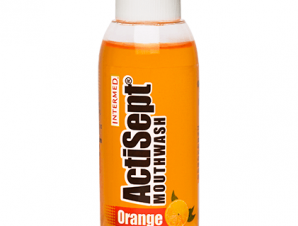 Actisept Orange Καθημερινό Φθοριούχο Στοματικό Διάλυμα με Γεύση Πορτοκάλι 500 ml