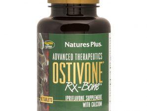 Nature's Plus Ostivone RX Bone Ειδική Φόρμουλα για Άυξηση της Οστικής Μάζας 60 tabs