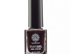 Garden Of Panthenols 7 Days Gel Nail Color No UV Light Ημιμόνιμο Βερνίκι-Gel Πολύ Μεγάλης Διάρκειας 12ml – 43