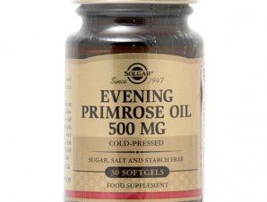 Solgar Evening Primrose Oil softgels – 500mg 30softgels