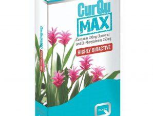 Quest CurQuMax Turnameric Συμπλήρωμα Διατροφής με Turmeric & DLPA που Βοηθά στην Υγεία των Αρθρώσεων, του Ανοσοποιητικού 30tabs