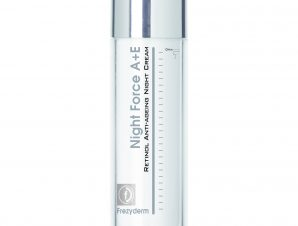 Frezyderm Night Force A+E Cream Αντιγηραντική Κρέμα Νύχτας με Ρετινόλη & Βιταμίνη Ε 50ml