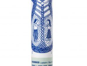 Korres Lip Balm Mint Cooling Sensation Εντατική Ενυδατική Φροντίδα για τα Χείλη με Μέντα για Αίσθηση Δροσιάς & Φρεσκάδας 4.5g
