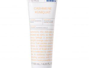 Korres Cashmere Kumquat Moisturizing Body Milk Αρωματικό Γαλάκτωμα Σώματος με Ενυδατικούς Παράγοντες 125ml