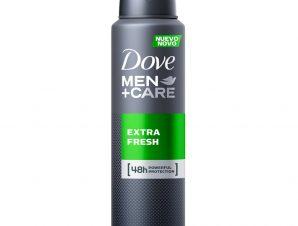 Dove Deo Spray Men Care Extra Fresh Ανδρικό Αποσμητικό για Δυνατή Προστασία Κατά του Ιδρώτα & για Έντονη Αίσθηση Φρεσκάδας 150ml