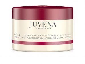 Juvena Body Care Rich & Intensive Body Care Cream Περιποιητική, Θρεπτική Κρέμα Σώματος που Εκπέμπει Αύρα Ευεξίας 200ml