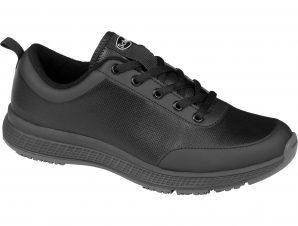 Scholl Shoes Energy Plus Μαύρο Γυναικεία Ανατομικά Παπούτσια, Χαρίζουν Σωστή Στάση & Φυσικό, Χωρίς Πόνο Βάδισμα 1 Ζευγάρι – 36