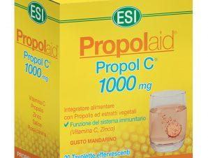 Esi PropolAid Propol C 1000mg 20 eff.tabs