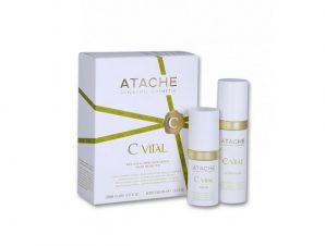 ATACHE C-Vital Serum 15ml + Active Fluid 30ml