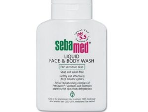 SEBAMED Liquid Wash Face & Body 200ml