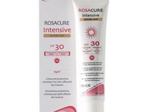 SYNCHROLINE Rosacure Intensive Cream Spf30 – Teintee Clair – Προστατευτικό γαλάκτωμα προσώπου 30ml