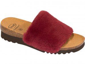 Scholl Shoes Willow Wine Γυναικεία Ανατομικά Παπούτσια Χαρίζουν Σωστή Στάση & Φυσικό Χωρίς Πόνο Βάδισμα 1 Ζευγάρι – 41