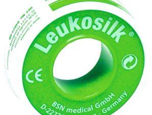 BSN Medical Leukosilk Αυτοκόλλητη Υποαλλεργική Επιδεσμική Ταινία 1,25 x 4,6m