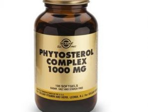 Solgar Phytosterol Complex softgels 100s