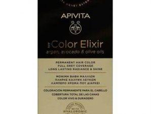 Apivita My Color Elixir Μόνιμη Βαφή Μαλλιών / No 4.0 Καστανό