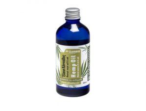 Zarbis Έλαιο Κάνναβης ψυχρής έκθλιψης σπόρων – 100ml -Για χρήση στην Επιδερμίδα του προσώπου ή σώματος καθώς και στα μαλλιά.