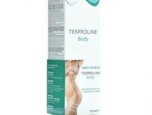 Synchroline, Terproline Body Cream – Κρέμα Σώματος Σύσφιξης κ & Ανάπλασης 125ml