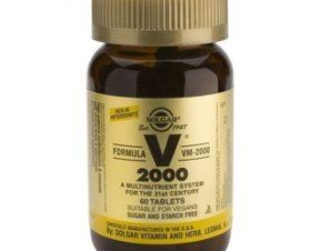 Solgar Formula VM 2000 60tabs