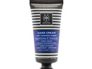 Apivita Κρέμα Χεριών Για Ξηρά – Σκασμένα Χέρια με βάλσαμο & μελισσοκέρι / 50ml