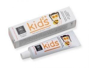 Apivita Kids 2+ Παιδική Οδοντόκρεμα με Ρόδι & Πρόπολη 50ml.