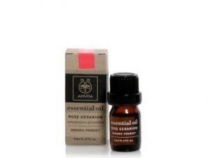 Apivita Essential Oil Γεράνι 5ml
