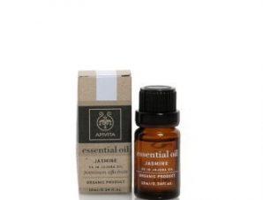 Apivita Essential Oil Γιασεμί – 10% σε Λάδι Jojoba -10ml.