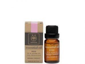 Apivita Essential Oil Τριαντάφυλλο 10ml.