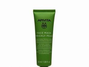 Apivita Face Mask Prickly Pear – Ενυδατική μάσκα προσώπου με Φραγκόσυκο -50ml