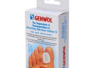 Gehwol Toe Separators G-Αποστάτης δακτύλων G Μεγάλο μέγεθος 3τεμ. (11 26 914)