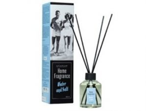 BioLeon Home Fragrance Water & Salt 100ml / Υγρό διάλυμα για αρωματικά ξυλάκια με Αρωματικές Νότες