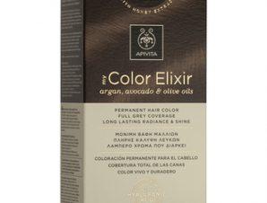 Apivita My Color Elixir Μόνιμη Βαφή Μαλλιών / No 7.0 Ξανθό