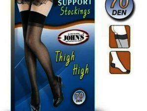 JOHN΄S Κάλτσες Ριζομηρίου 70den [214595] Size: 3 Daino