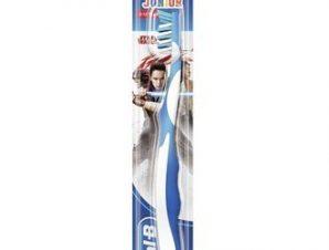 Oral B Junior Star Wars / Παιδική Οδοντόβουρτσα 6-12 ετών, 1τμχ (μπλε χρώμα)