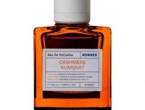 Korres Eau De Toilette Cashmere Kumquat / 50ml