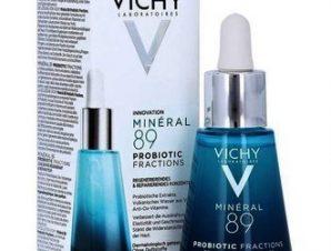 Vichy Mineral 89 Probiotic Fractions Booster – Ανάπλαση & Επανόρθωση Προσώπου, 30ml