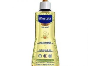 Mustela Stelatopia Cleansing Oil – Λάδι Καθαρισμού για Σώμα & Μαλλιά – 500ml