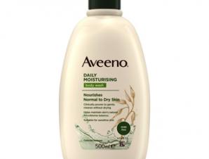 Aveeno Daily Moisturizing Body Wash -Ενυδατικό Υγρό Καθαρισμού Σώματος -500ml
