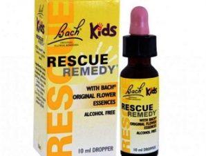 Bach Rescue Remedy Kids σε Σταγόνες 10ml