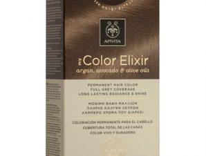 Apivita My Color Elixir Μόνιμη Βαφή Μαλλιών / No 8.0 Ξανθό Ανοιχτό