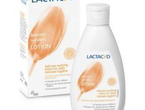 Lactacyd Intimate Lotion 300ml -Aπαλό Yγρό Kαθαρισμού για την Eυαίσθητη Περιοχή για Kαθημερινή Xρήση