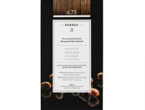 Korres Argan Oil Ageless Colorant 6.73 Χρυσό Κακάο / 50ml
