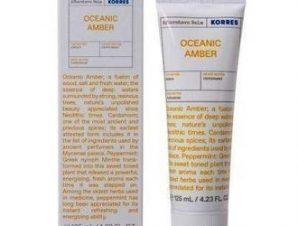 Korres Oceanic Amber Αftershave /125ml