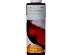Korres Showergel Oceanic Amber / 250ml