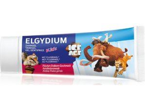Elgydium Kids Ice Age Strawberry Toothpaste Οδοντόπαστα με γεύση Φράουλα για παιδιά 2-6 ετών 50ml