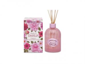 L'Erbolario Shades Of Dahlia Dalia – Υγρό διάλυμα για αρωματικά ξυλάκια με άρωμα της σειράς Dalia / 250ml