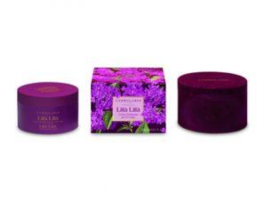 L'Erbolario Lilla Lilla Perfumed Body Cream 200ml -Κρέμα Σώματος με Αρωματικές Νότες από: Άνθη Πασχαλιάς, Neroli, Λάβδανο, Κεχριμπάρι, Κέδρο.