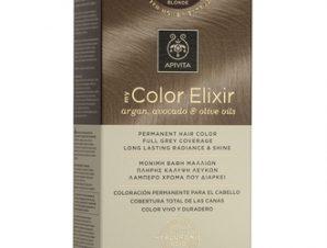 Apivita My Color Elixir Μόνιμη Βαφή Μαλλιών / No 9.0 Ξανθό Πολύ Ανοιχτό