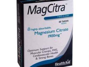 Health Aid MagCitra – 60tabs
