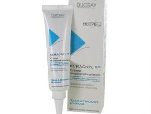 Ducray Keracnyl PP Creme, 30ml.